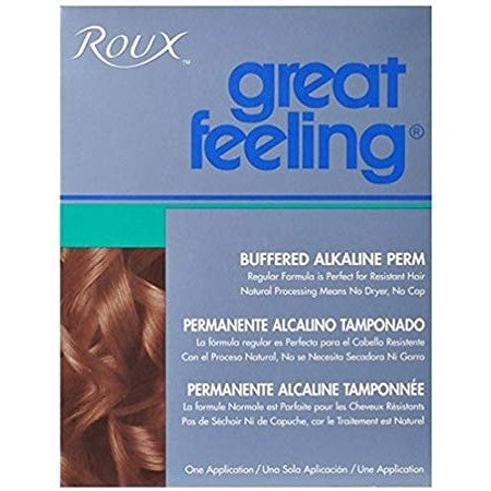 Great Feeling Buffered Alkaline Formula Perm