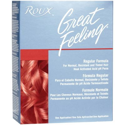 Great Feeling Regular Formula Perm