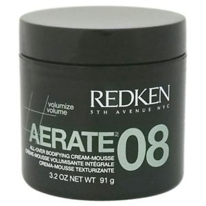 Redken #08 Aerate Bodifying Cream Mousse
