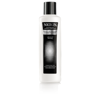 Nioxin Scalp Optimizing Conditioner ~ Minimizes hair loss due to damage
