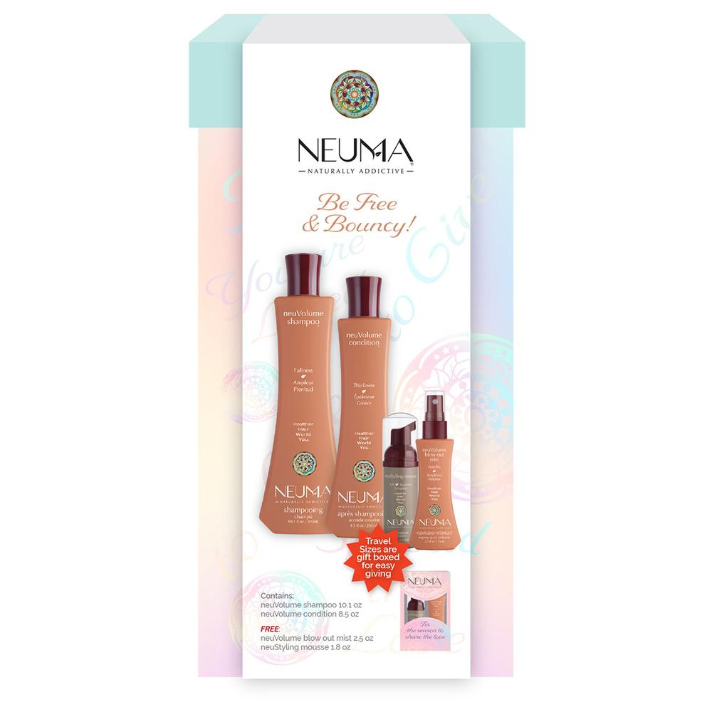 Neuma NeuVolume Be Free & Bouncy! Gift Set