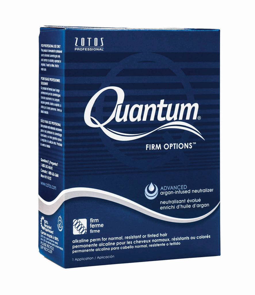 Quantum Perm Firm Options Buffered Alkaline