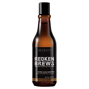Redken Brews Anti-Dandruff Shampoo ~ Dandruff Relief for All Hair Types