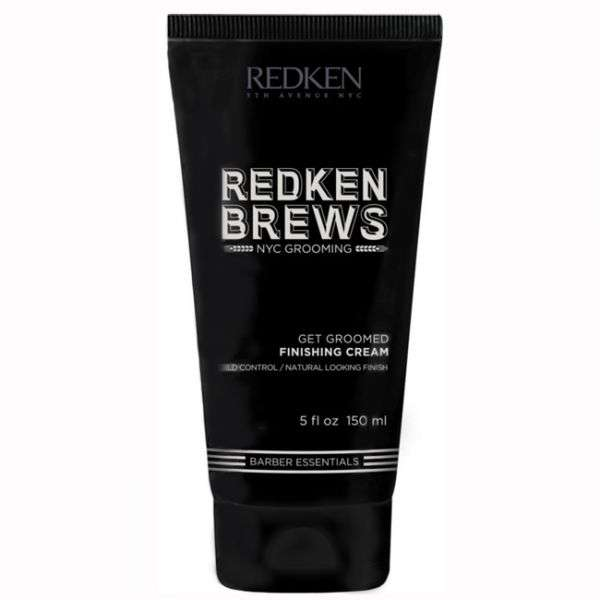 Redken Brews Get Groomed Finishing Cream ~ Men's Styling Cream With Mild Hold