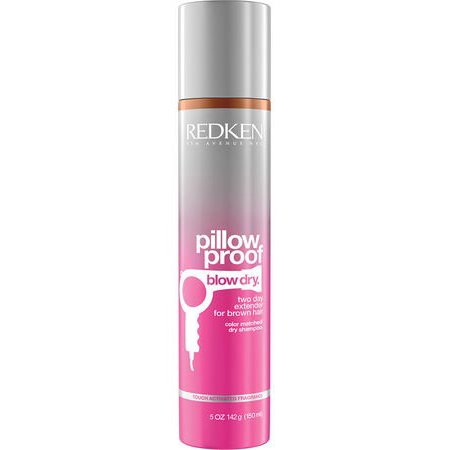 Redken Pillow Proof Blow Dry Two Day Extender Dry Shampoo ~ Oil Absorbing Dry Shmapoo