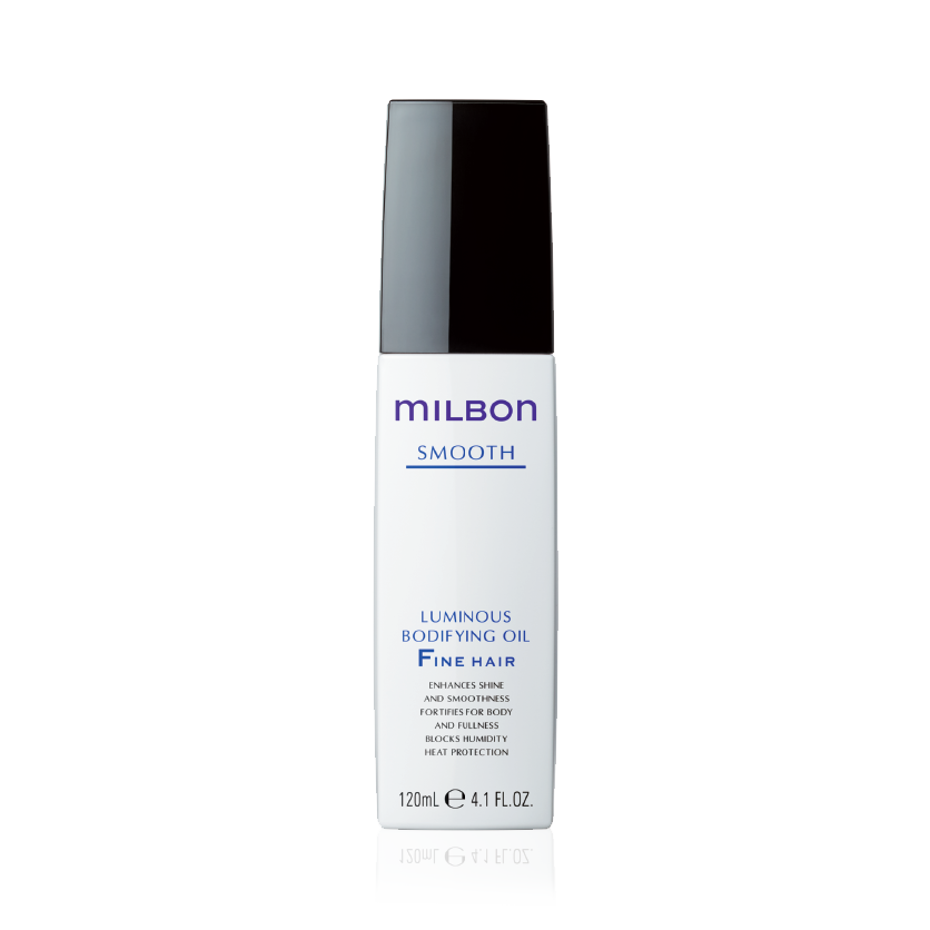 Milbon Smooth Luminous Bodifying Oil Fine Hair