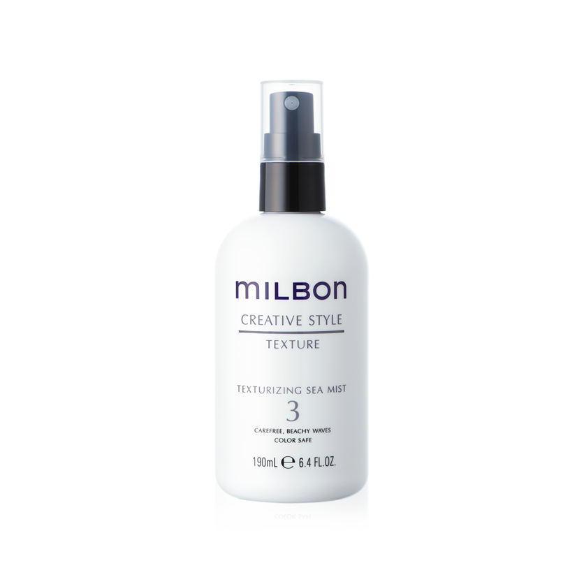 Milbon Creative Styling Texturizing Sea Mist 3
