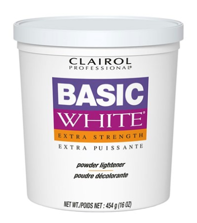 Clairol Basic White Extra Strength Powder Lightener 16 oz