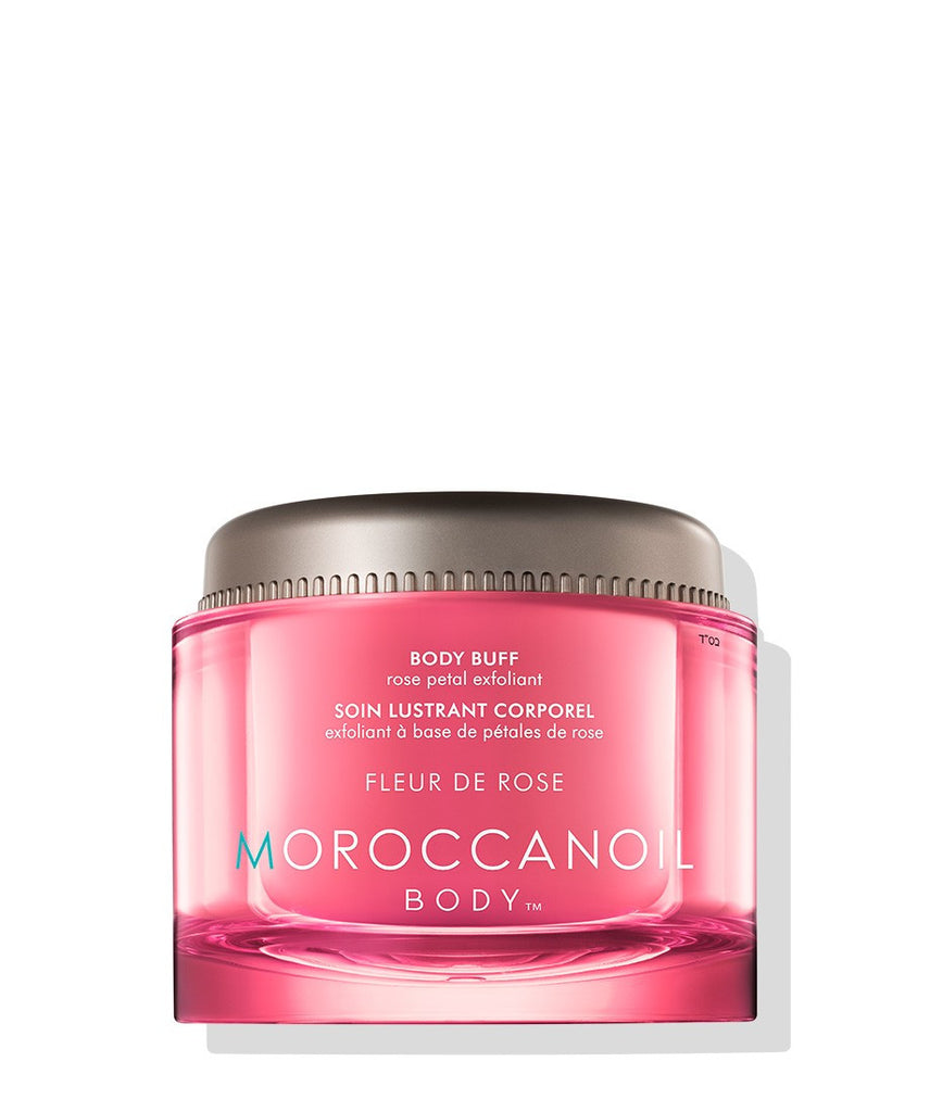 Moroccan Oil Body Buff Fleur De Rose