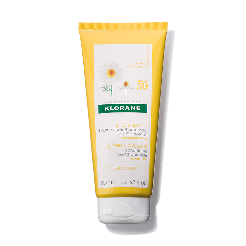 Klorane Blonde Highlights Conditioner With Camomile Repair
