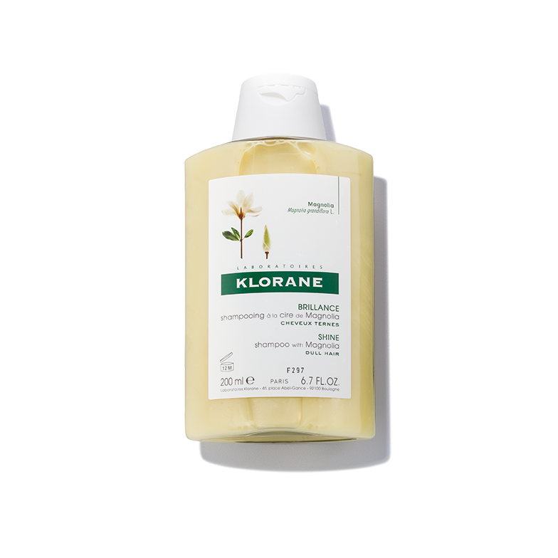Klorane Shampoo with Magnolia Delivers Maximum Shine to Hair