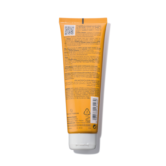 Klorane Nourishing Leave In Cream with Mango Butter Nourishes & Repairs Hair