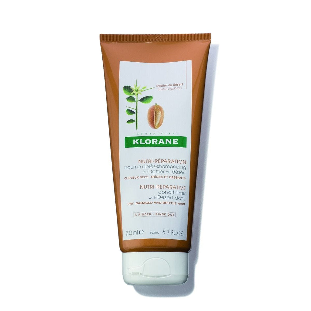 Klorane Conditioner With Desert Date Strengthens & Repairs Hair