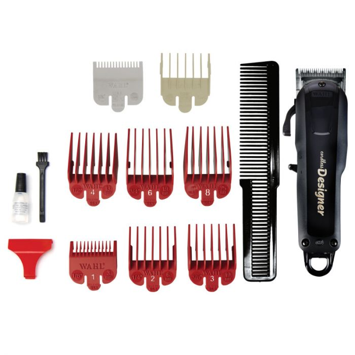 Wahl Cordless Designer Cord/Cordless Clipper