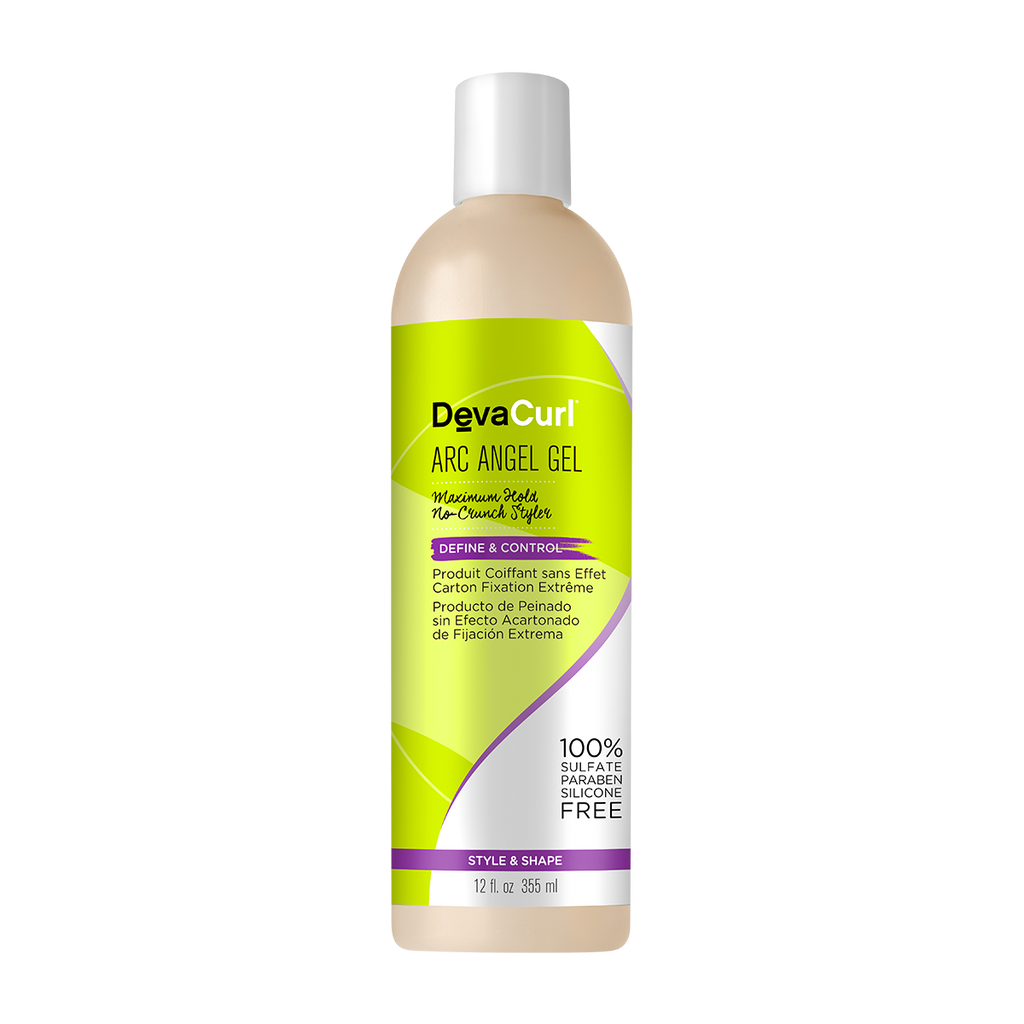 DevaCurl Arc Angel Maximum Hold No-Crunch Styler (2-Sizes Available)