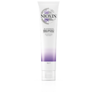 Nioxin 3D Intensive Deep Protect Density Mask ~ for targeted density care.