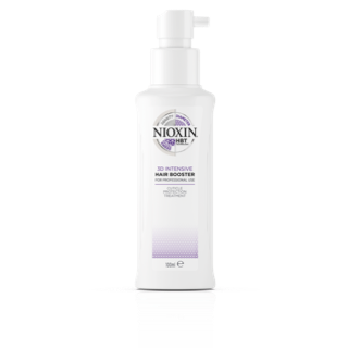 Nioxin 3D Intensive Hair Booster Cuticle Protection Treatment ~ for targeted diameter care