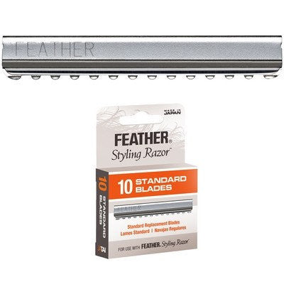 Feather Standard Replacement Blades
