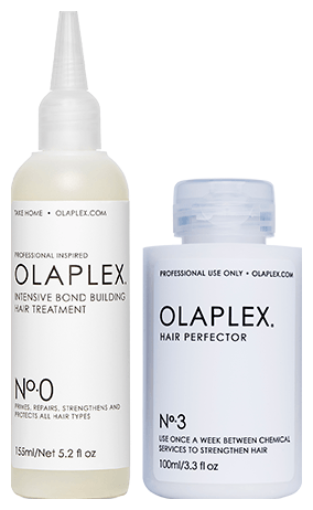 No. 0 Intensive Bond Building Hair Treatment