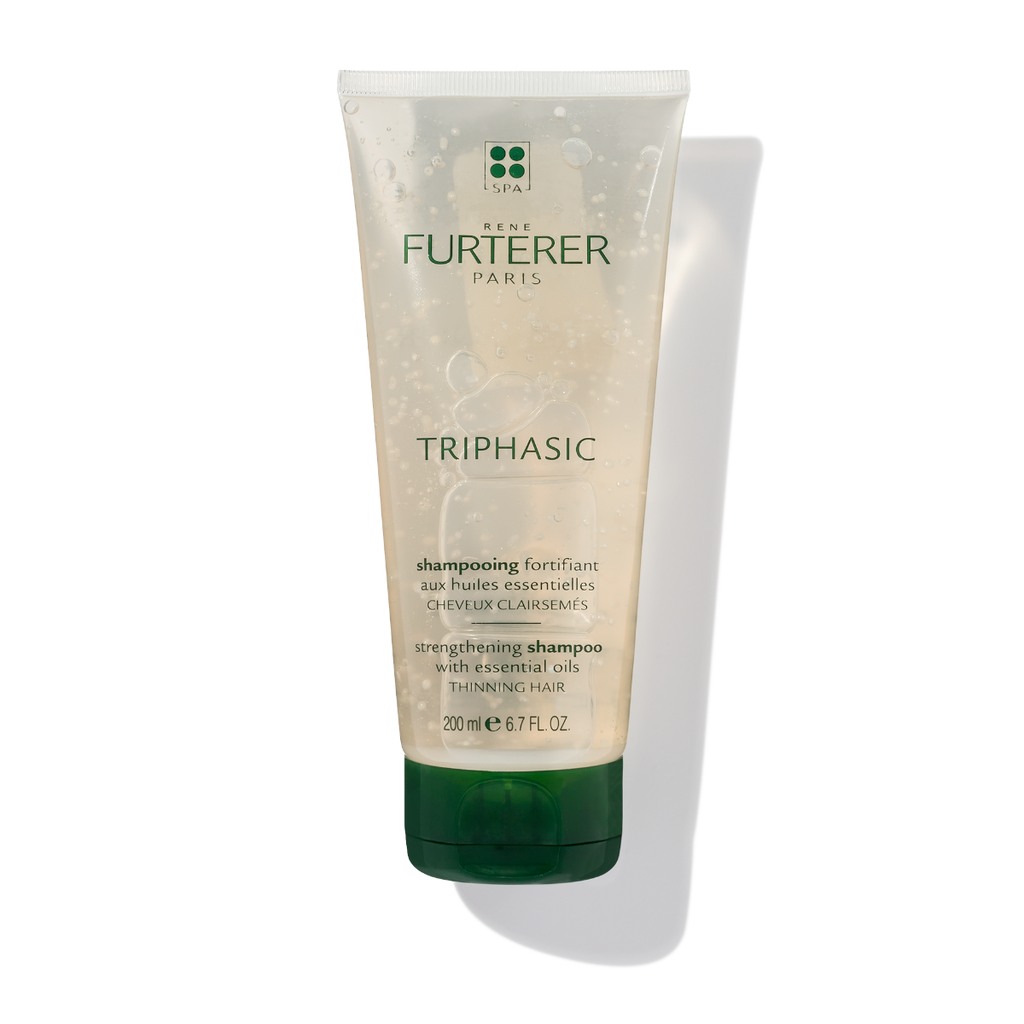 Rene Furterer Triphasic Strengthening Shampoo (3-Sizes) thinning hair