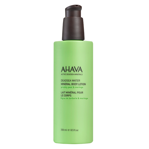 Ahava Mineral Body Lotion Prickly Pear and Moringa