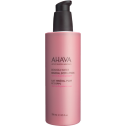 Ahava Mineral Body Lotion Cactus and Pink Pepper