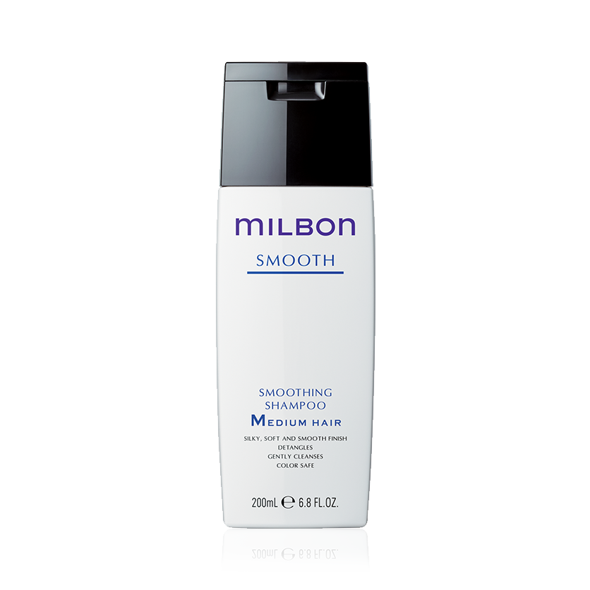 Milbon Smoothing Shampoos (3-Formulas Fine, Medium & Coarse Hair)
