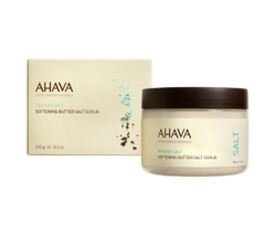 Ahava Soften Butter Salt Scrub