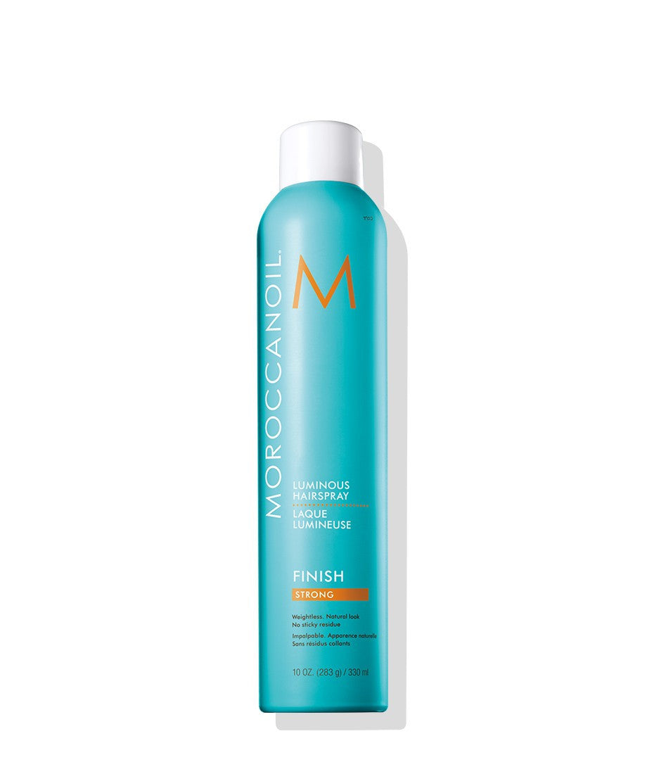 Moroccan Oil Luminious Hairspray Strong Hold
