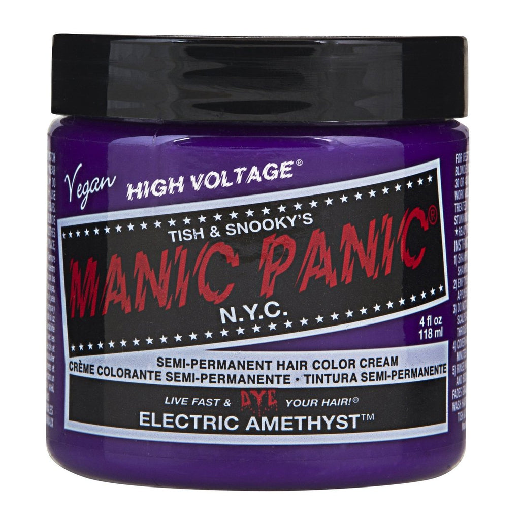 Manic Panic Electric Amethyst Classic High Voltage