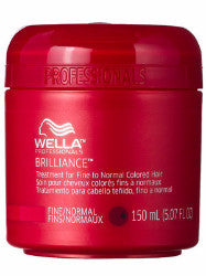Wella Brilliance Treatment Fine