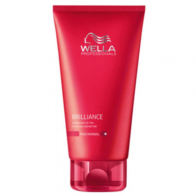 Wella Brilliance Conditioner Fine