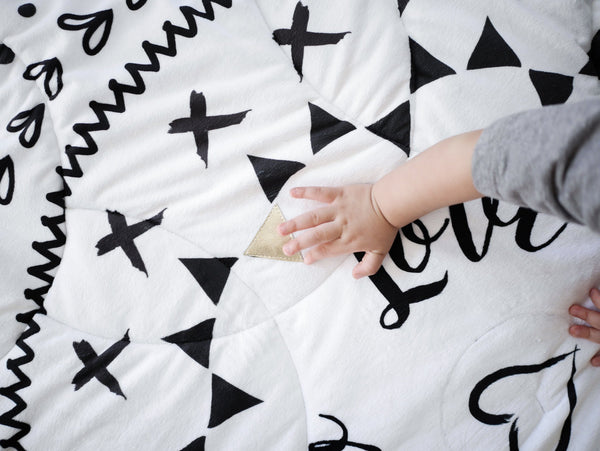 Playmat - Love Play Grow - Baby Playmat