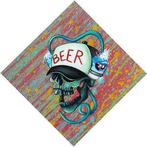 """Beer is Awesome"" by Chelsey Moore - ABQ Up With Paint"