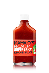 Mama O's Premium Super Spicy Kimchili