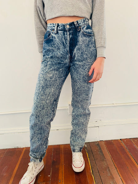 Acid Wash LEVIS Denim