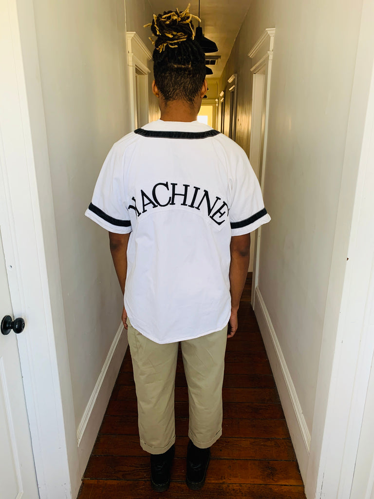 'X-Machine' Baseball Jersey