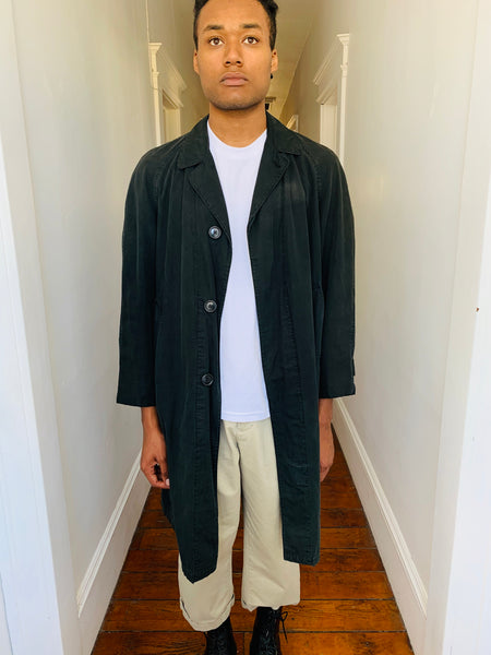 Vintage Dickies Rainchecker Coat