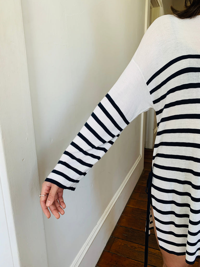 Jean Paul Gaultier Sailor Stripe Tunic