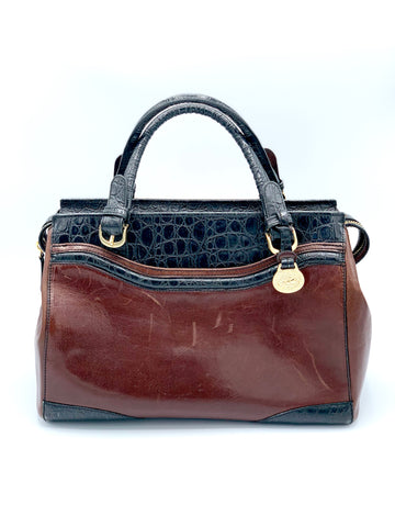 Brahmin Leather Handbag