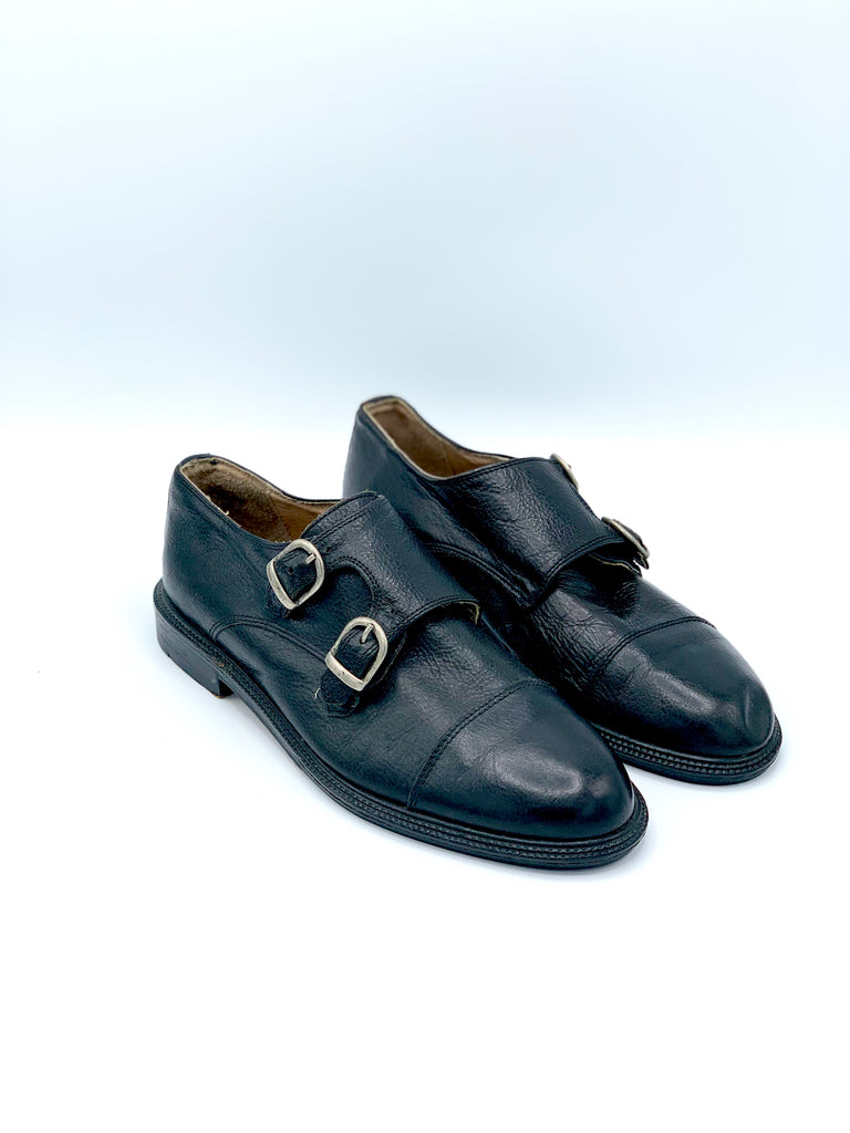 Kenneth Cole NY Monk Strap Oxfords