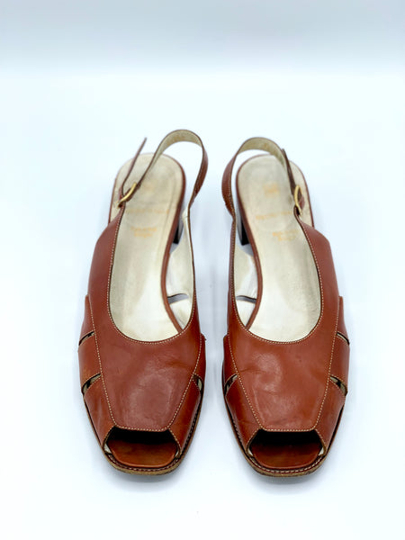 Bruno Magli Sienna Sling Backs