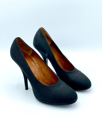 Nylon Cap-toe Pump