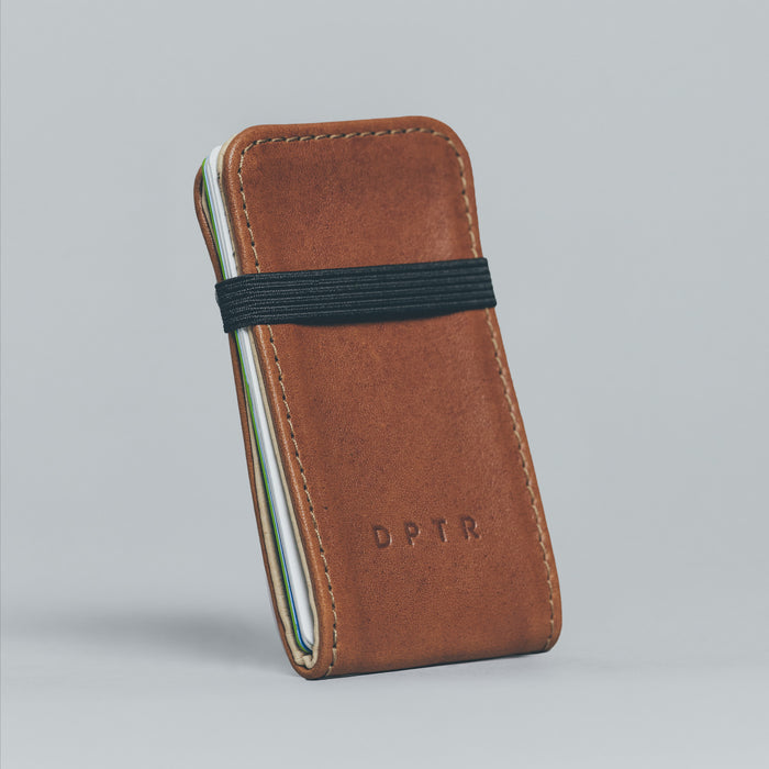 CLAMSHELL WALLET . RIO