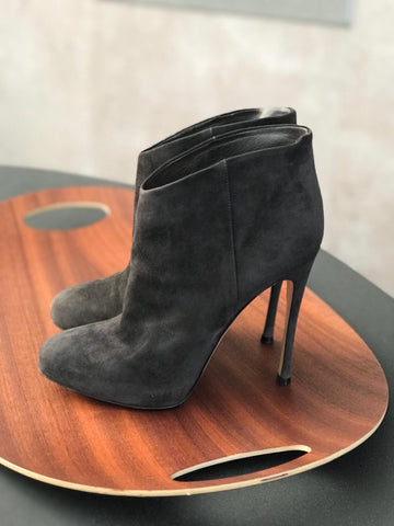 Boots Gianvito Rossi grises T.38