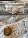 Jeans Current/Elliott gris T.28