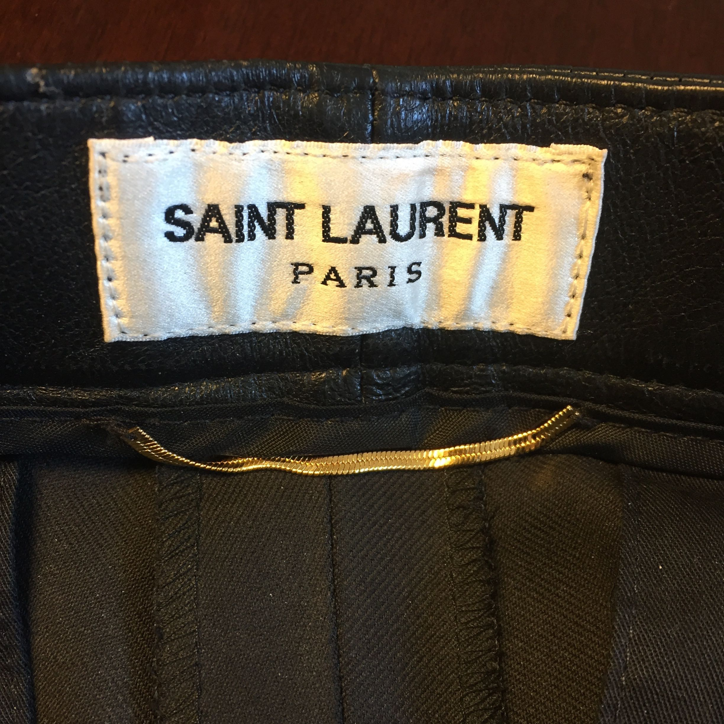 Pantalon Saint Laurent T.36