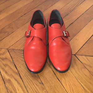 Chaussures Alexander Wang rouges T.36