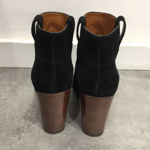 Boots Marc by Marc Jacobs noires T.38