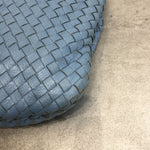 Sac Bottega Veneta Bleu Collector